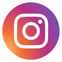 round, instagram, instagram new design, social media icon