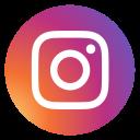 round, instagram, instagram new design, social media icon
