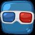 hdpi, goggles icon