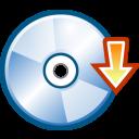 cdwriter mount icon