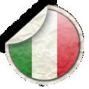 united kingdom, italy, italia icon