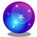 Ball, Magic icon