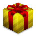 box, christmas, gift icon
