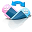 sharing, game, gaming icon