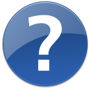 question mark, help, faq icon
