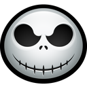 bones, dead, nightmare, skellington, jack, skull, halloween icon