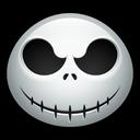 bones, dead, nightmare, skellington, jack, skull, halloween icon