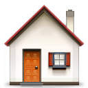 new, house, home, homepage, building icon