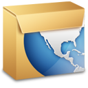 America, Network icon