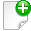 actions document new icon