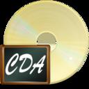 fichiers,cda icon