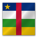 African, Central, Republic icon