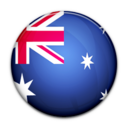 flag,australia,country icon