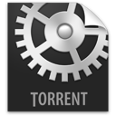 file, z, torrent icon