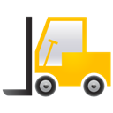 Forklift, Truck icon