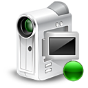webcam, mount, camcorder, cam icon