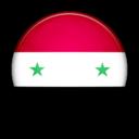 flag,syria,country icon
