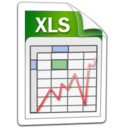 office,xls icon