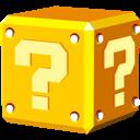 mario, question icon