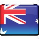 australia,flag icon