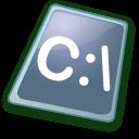 dos,batch,file icon