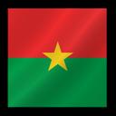 Burkina, Faso icon