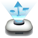 removable, drive icon