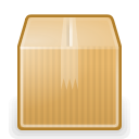 package, generic, pack icon