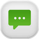 Light, Messages icon