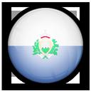 marino, san, of, flag icon