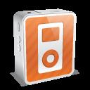 iphone, mini, white icon