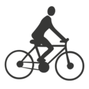 Ride A Bike Icon Vector Icon Sets Icon Ninja