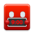 alarm, time, morning, history, digital, clock, alarm clock, digitalclock icon