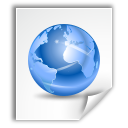 webpage, website, file, internet, homepage, document icon