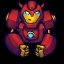 Comics Hero Red 2 icon