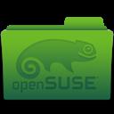 open, suse, folder icon