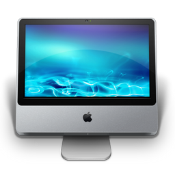 manicho, imac, new icon
