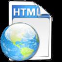 html, oficina icon