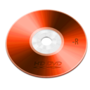 Device Optical HD DVD R icon
