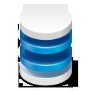 Blue, Database icon