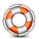 support, lifesaver, rescue icon