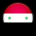 country, syria, flag icon