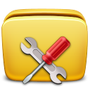 Folder Settings Tools icon