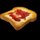 Marmalade, Toast icon