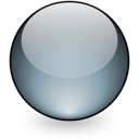 ball, sphere, draw icon
