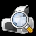 printer, document, preview, print, paper, file icon