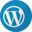 social, wordpress, communication, media, blog, network icon
