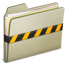 Lightbrown, Security icon