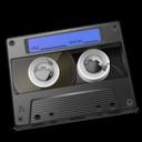 Cassette Blue icon