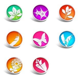 Adobe Round icon sets preview